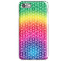 Flower of Life - Rainbow iPhone Case/Skin