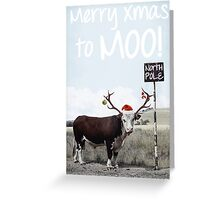 A VERY MERRY VERY AUSSIE CHRISTMAS! Greeting Card