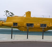 yellow submarine by Steve9