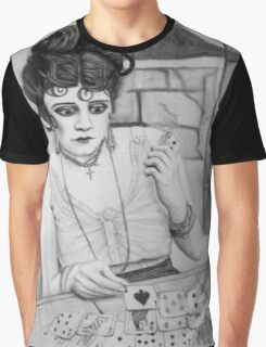 Fortune Teller Graphic T-Shirt