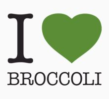 I ♥ BROCCOLI Kids Clothes