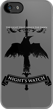 NIGHT'S WATCH by bomdesignz