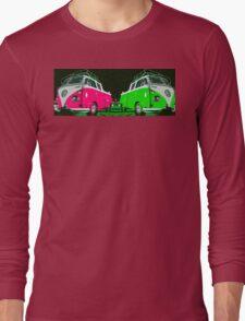 VW combi duo Long Sleeve T-Shirt