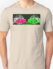 VW combi duo Unisex T-Shirt