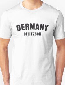 GERMANY DELITZSCH Unisex T-Shirt