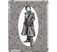 A Study In Grey iPad Case/Skin