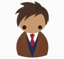 Tenth Doctor Baby Tee