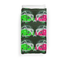 VW combi duo Duvet Cover