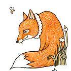 Wee Fox by Anita Inverarity