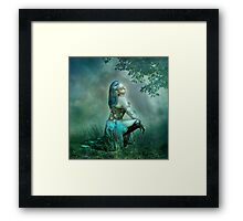 Elven Princess Framed Print