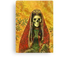 Gothic Sorceress Canvas Print