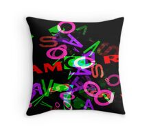 Amore2 Throw Pillow