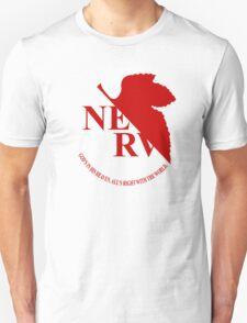 Nerv - Neon Genesis Evangelion T-Shirt