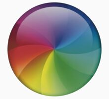 Mac OSX's Spinning Beach Ball of Death by twoorthreeor