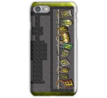 Elementary Locked iPhone Case/Skin