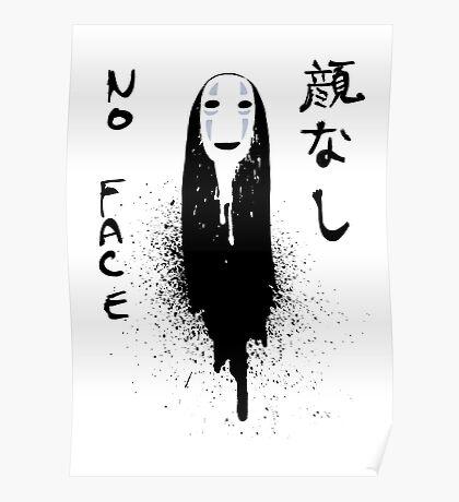 -Faceless- Poster
