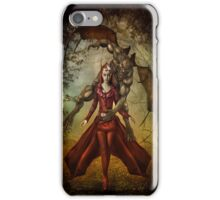 Guardian Of The Shapeshifter iPhone Case/Skin