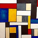 Geometric Abstract by gillsart