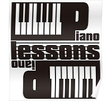 PIANO_LESSONS Poster