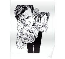 The Doctor - Matt Smith Poster