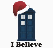 I Believe ( T-Shirt & Sticker ) by PopCultFanatics
