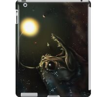 You Never Know What's Out There iPad Case/Skin