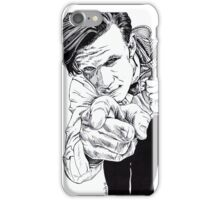 The Doctor - Matt Smith iPhone Case/Skin