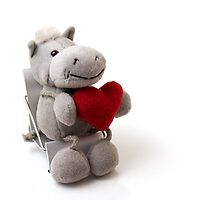 Gift Heart - for Valentine's Day by TOM KLAUSZ