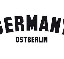 GERMANY OSTBERLIN by eyesblau