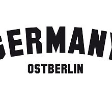 GERMANY OSTBERLIN by eyesblau