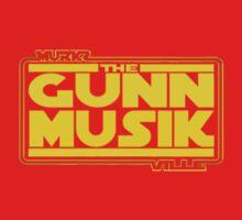 Gunn Musik  Kids Tee