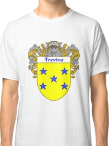 Trevino Coat of Arms/Family Crest Classic T-Shirt