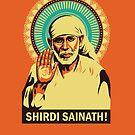 Sai Baba by Saksham Amrendra