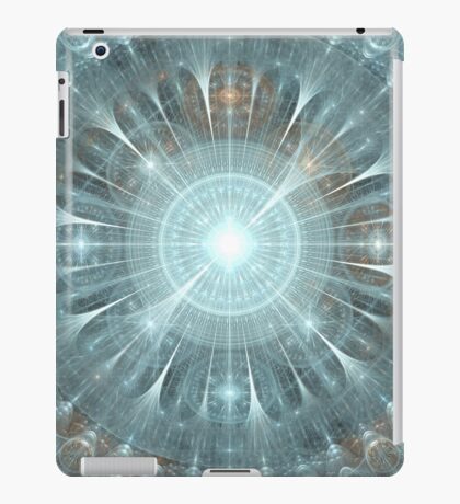 Christmas Gothic Cathedral Window iPad Case/Skin
