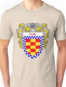 Trillo Coat of Arms/Family Crest Unisex T-Shirt