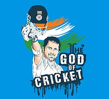 Sachin God of Cricket by Takila Shop