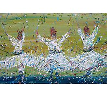 SUFI WHIRLING Photographic Print