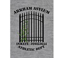 Arkham Asylum, Inmate: Poison Ivy  Photographic Print