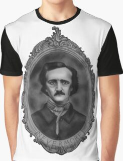 Edgar Allen Poe Graphic T-Shirt
