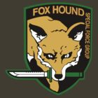 FOX HOUND by MutoidBoy