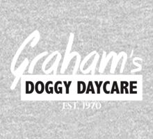 Graham's Doggy Daycare - WHITE by jaydehendo