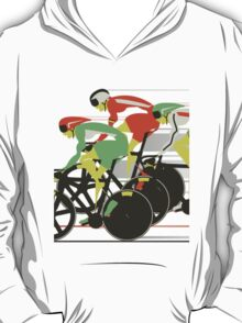 Velodrome bike race T-Shirt