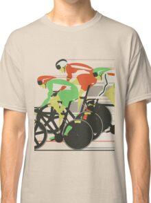 Velodrome bike race Classic T-Shirt