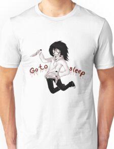 Jeff the Killer Unisex T-Shirt