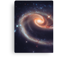 Spiral Galaxy | The Universe by Sir Douglas Fresh Canvas Print