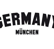 GERMANY MÜNCHEN by eyesblau