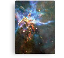 God's Domain | The Universe by Sir Douglas Fresh Metal Print