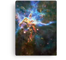 God's Domain | The Universe by Sir Douglas Fresh Canvas Print
