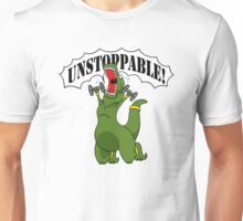 Unstoppable Workout Unisex T-Shirt