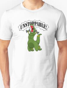 Unstoppable Workout T-Shirt